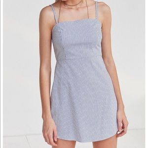 Urban Outfitters Kimchi Blue Striped Dress